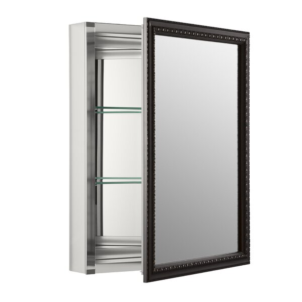 bathroom mirrored medicine cabinet medicine cabinets you ll 11609
